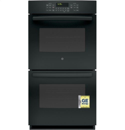 """GE® 27"""" Built-In Double Convection Wall Oven"""