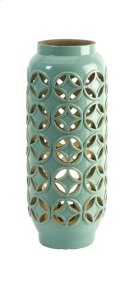 Creighton Cutout Ceramic Lamp Product Image