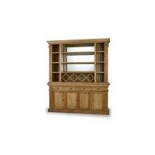 Alexander Wine Cabinet
