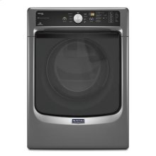 Maytag® Maxima® Front Load Gas Dryer with Refresh Cycle with Steam - 7.3 cu. ft. - Metallic Slate