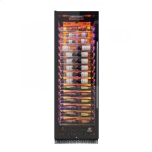 Private Reserve Series 141-Bottle Commercial 168 Single-Zone Wine Cooler (Left Hinge) - Scratch n Dent