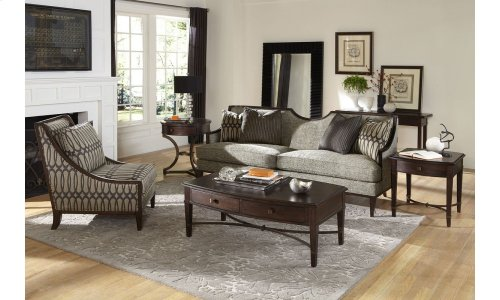 Intrigue Flip Top Sofa Table