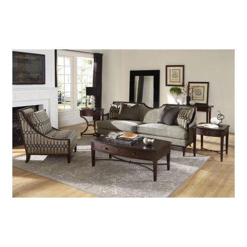 Intrigue Flip Top Sofa Table