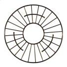 GR951 Bottom Grid in Mocha Product Image