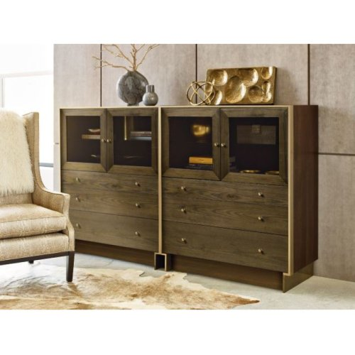 Laurel Bunching Cabinet