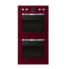 "Burgundy 27"" Double Electric Premiere Oven - DEDO (27"" Double Electric Premiere Oven)"