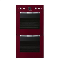 "Burgundy 27"" Double Electric Premiere Oven - DEDO (27"" Double Electric Premiere Oven)"