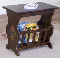 Santa Fe Magazine Table Product Image