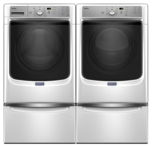 Large Capacity Gas Dryer with Sanitize Cycle and PowerDry System - 7.4 cu. ft.