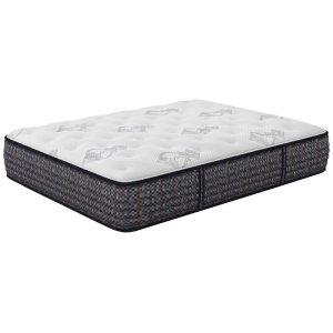 Ashley FurnitureASHLEY SIERRA SLEEP10 Inch MyGel - White 2 Piece Mattress Set