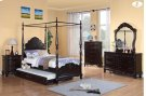 Full Canopy Poster Bed Product Image