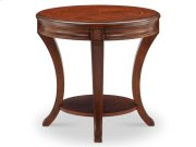 Oval End Table Product Image