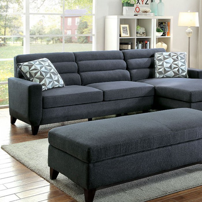 Cm6790 In By Furniture Of America Durant Ok Jensen Sectional