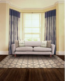 Hollywood Shimmer Ki103 Bisqu Rectangle Rug 7'9'' X 10'10''