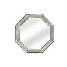 Beaded Octagon Wall Mirror