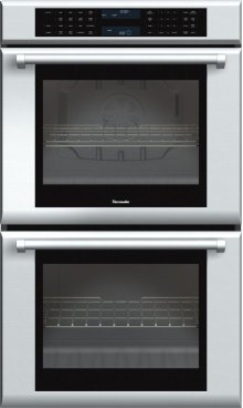 30-Inch Masterpiece® Double Oven with Professional Handle
