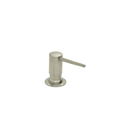 Satin Nickel Dé Lux Soap/Lotion Dispenser