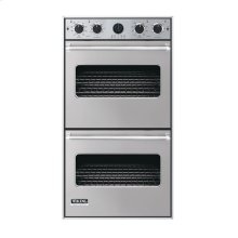 "Metallic Silver 27"" Double Electric Premiere Oven - VEDO (27"" Double Electric Premiere Oven)"