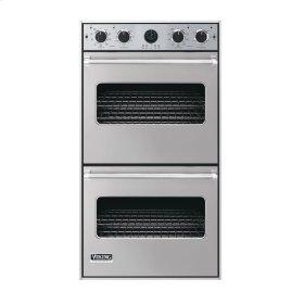 "Metallic Silver 27"" Double Electric Premiere Oven - VEDO (27"" Double Electric Premiere Oven)"