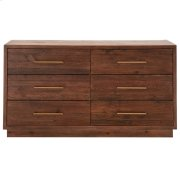 Woodrow 6-Drawer Double Dresser Product Image