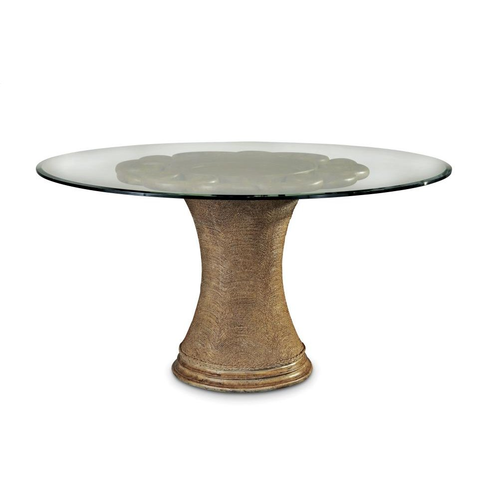 ICON Furniture Art ART Furniture Pavilion Round Dining - Dining table 60 inches long