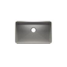 """J7® 003919 - undermount stainless steel Kitchen sink , 27"""" × 16"""" × 8"""""""