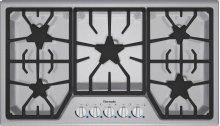 36-Inch Masterpiece® Gas Cooktop SGS365FS