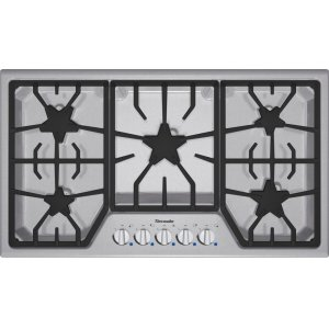 THERMADOR36-Inch Masterpiece(R) Gas Cooktop SGS365FS