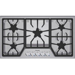 Thermador36-Inch Masterpiece® Gas Cooktop SGS365FS