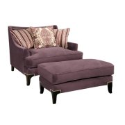 Monarch Chair & Ottoman Product Image