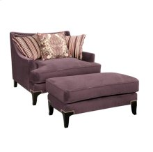Monarch Chair & Ottoman