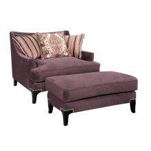 Monarch Chair & Ottoman