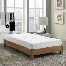 "Aveline 6"" Twin Gel Memory Foam Mattress"