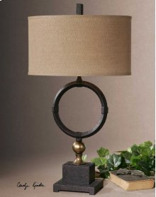 Pueblo Table Lamp