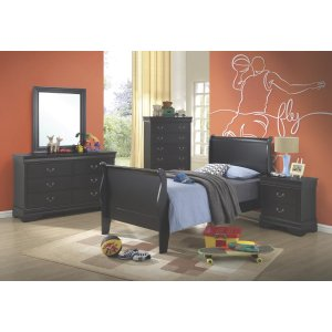 CoasterTwin 4pc Set (T.BED,NS,DR,MR)