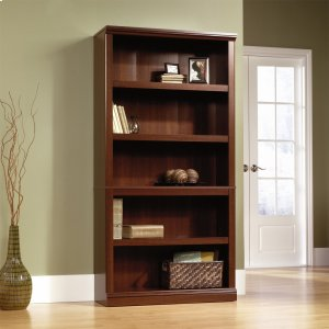 Sauder5-Shelf Bookcase