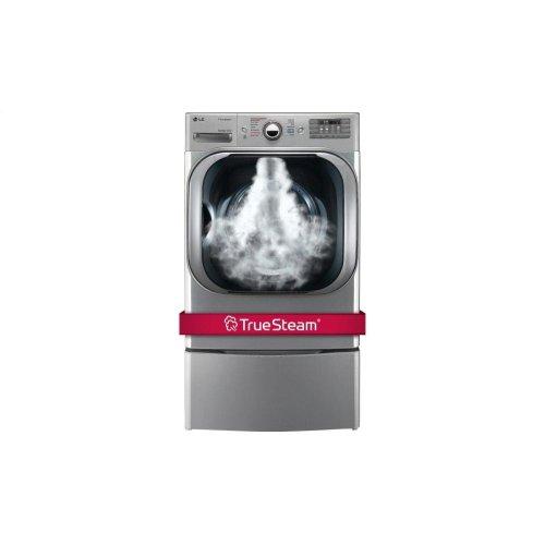 9.0 cu. ft. Mega Capacity Electric Dryer w/ Steam Technology