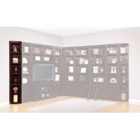 Boston Outside Corner Bookcase Product Image