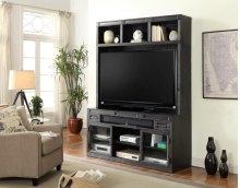 """63"""" Bookcase TV Hutch"""