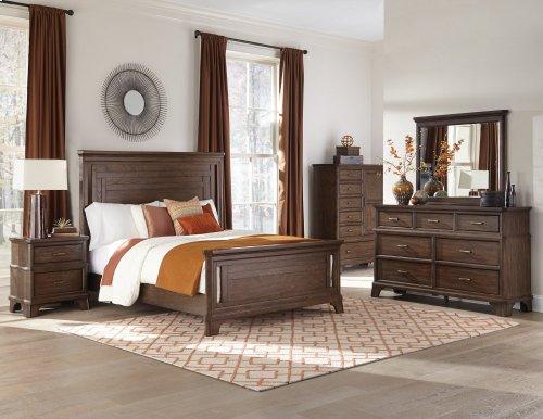 Bedroom - Telluride Six Drawer Gentlemen's Chest