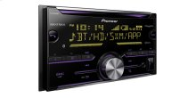 "2-Din CD Receiver with enhanced Audio Functions, Full-featured Pioneer ARC App Compatibility, MIXTRAX®, Built-in Bluetooth®, HD Radio "" Tuner and SiriusXM-Ready """