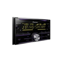 2-Din CD Receiver with enhanced Audio Functions, Full-featured Pioneer ARC App Compatibility, MIXTRAX®, Built-in Bluetooth®, HD Radio Tuner and SiriusXM-Ready
