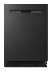 Top Control Powerful Dishwasher at Only 47 dBA Cast Iron Black