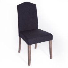 Uph Side Chair - Charcoal (RTA)