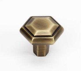 Nicole Knob A424 - Antique English Matte