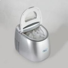 Model IMP25 - Portable Ice Maker - Platinum