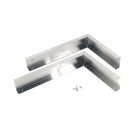 Microwave Hood Panel Kit - Stainless Steel Product Image