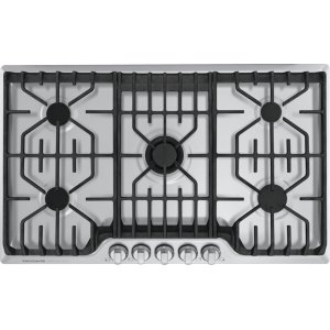Professional 36'' Gas Cooktop with Griddle -