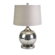Miles Mercury Lamp w/ Nickel Base