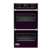 """Plum 27"""" Double Electric Touch Control Premiere Oven - VEDO (27"""" Wide Double Electric Touch Control Premiere Oven)"""
